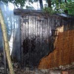 Scheunenbrand am 15.08.2020